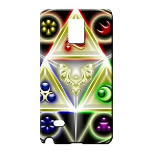 samsung note 4 Appearance Protector Hot Fashion Design Cases Covers mobile phone carrying covers triforce