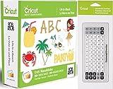 Cricut Life is a Beach Cartridge + Universal Keypad Overlay