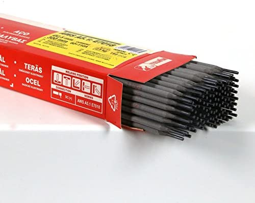 Telwin - Paquete básicos acero AWS A5.1: E7018, Ø 2,5 x 350 mm, 2 ...