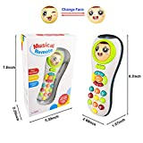 Toy Remote Control 12 Month Baby, Toys for 1-2 Year Old Baby Gift for 3-9 Months Old Toddler Boys Learning Toy Gift for 6-12 Months Baby Girl Birthday Gift for Son Girl Toy Age 2 3