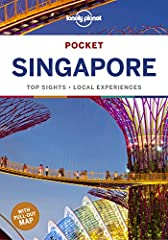 Lonely Planet: The world's number one travel guide publisher* Lonely Planet's Pocket Singapore is your passport to the most relevant, up-to-date advice on what to see and skip, and what hidden discoveries await you. Explore the futuristic bio...