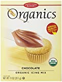 Dr. Oetker Organic Chocolte Icing Mix, 11 oz