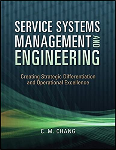 Téléchargement de livres sur ipod nanoService Systems Management and Engineering: Creating Strategic Differentiation and Operational Excellence 0470423323 DJVU by Ching M. Chang