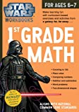 slow brain - Star Wars Workbook: 1st Grade Math (Star Wars Workbooks)