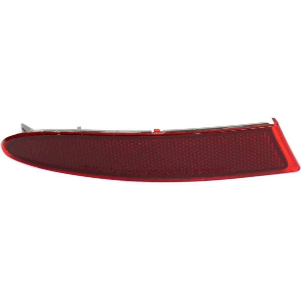 New Rear Diver Side Bumper Reflector For 2011-2017 Bmw X3 BM1184104 63147217315 Fitrite Autoparts