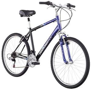 Diamondback 2013 Men's Wildwood Citi Classic Sport Comfort Bike with 26-Inch Wheels  (Blue, 15-Inch/Small)