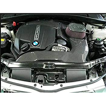 Racing Dynamics Carbon Fiber Intake System for BMW 335i 2011-13 w/Single Turbo N55 Motor