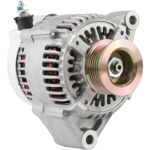 DB Electrical AND0157 New Alternator For 4.0L 4.0 Lexus Ls400 95 96 97 1995 1996 1997 27060-50190 101211-9150 13669 1-2146-01ND ()