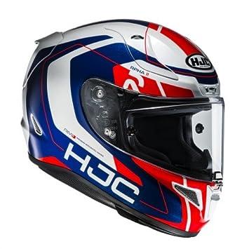 HJC 13512107 Casco de Moto, Chakri, Talla S