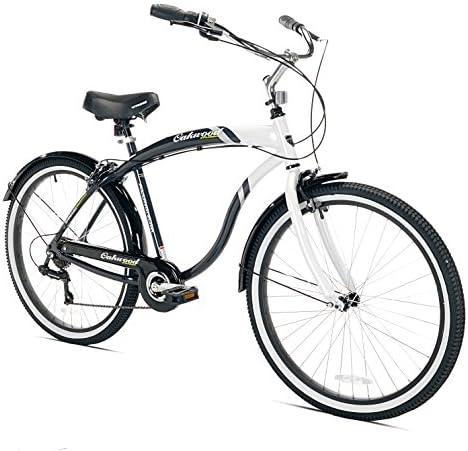 Kent Oakwood Men s Cruiser Bike, 26-Inch