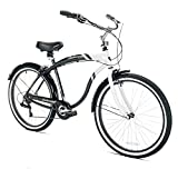 Best Beach Cruiser Bikes - Kent Oakwood Men's Cruiser Bike, 26-Inch Review