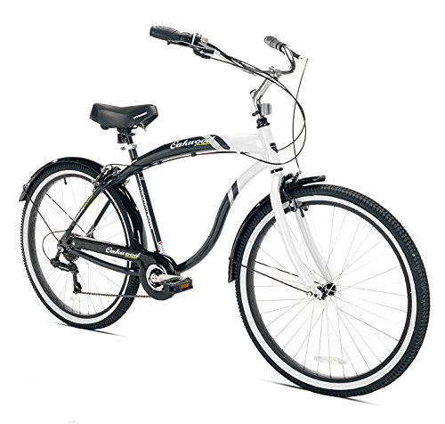 - Kent Oakwood Men's Cruiser Bike, 26-Inch