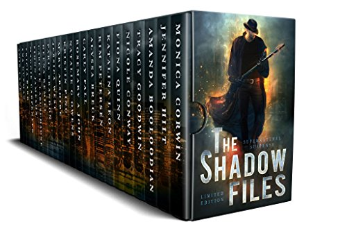 Image result for The Shadow Files: A Limited Edition Collection of Supernatural Suspense Novels
