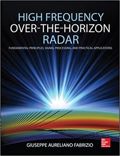 Signal Processing Fundamental Principles and Practical Applications High Frequency Over-the-Horizon Radar