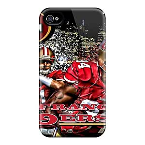 Cute Appearance Covers/YCe15747HCqI San Francisco 49ers Cases For iphone 4 4s