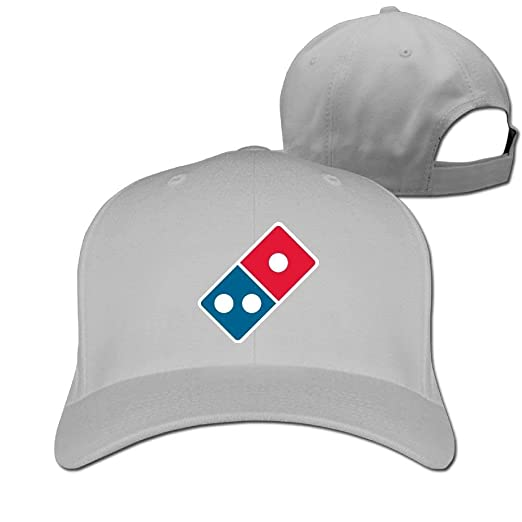 ac87df4f08259 Adjustable Classic Dominos Pizza Logo Cap Baseball Dad Trucker Hats  Snapback Hat Mesh Sun Cap for