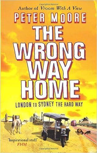 The Wrong Way Home: Amazon.es: Peter Moore: Libros en ...