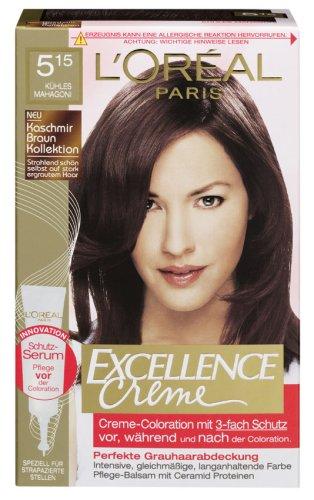 Haarfarben loreal brauntone