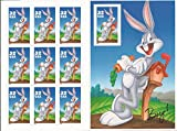 Bugs Bunny Sheet of Ten 32 Cent Stamps Scott 3137