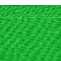 10 Feet X 10 Feet Cotton Chromakey Green Screen Muslin Backdrop Photo Photography Background