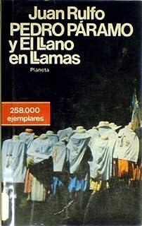 Amazon pedro paramo y el llano en llamas spanish edition pedro paramoel llano en llamas coleccin popular spanish edition fandeluxe Gallery