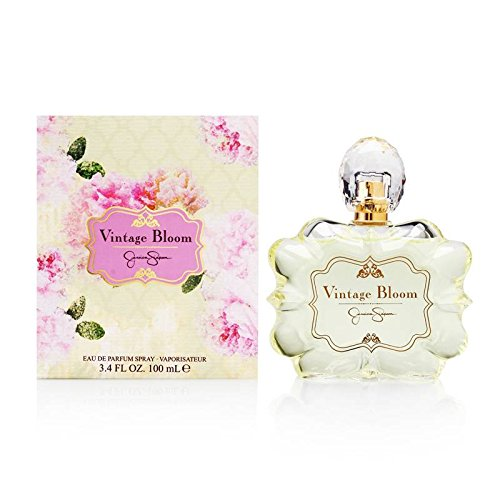Jessica Simpson Vintage Bloom Women Eau De Parfum Spray, 3.4 Ounce
