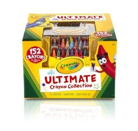 Crayola Ultimate Crayon Case, 152-Crayons by Crayola