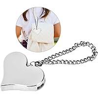 VBESTLIFE Pocket Alarm, 130db Personal Alarm Keychain, Personal Security Alarm Keychain voor ouderen/nachtwandelaars…