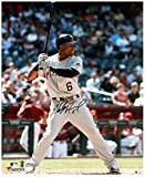 """Starling Marte Pittsburgh Pirates Autographed 16"""" x 20"""" Photograph - Fanatics Authentic Certified - Autographed MLB Photos"""