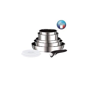TEFAL INGENIO PREFERENCE Batterie de cuisine 8 pieces ...