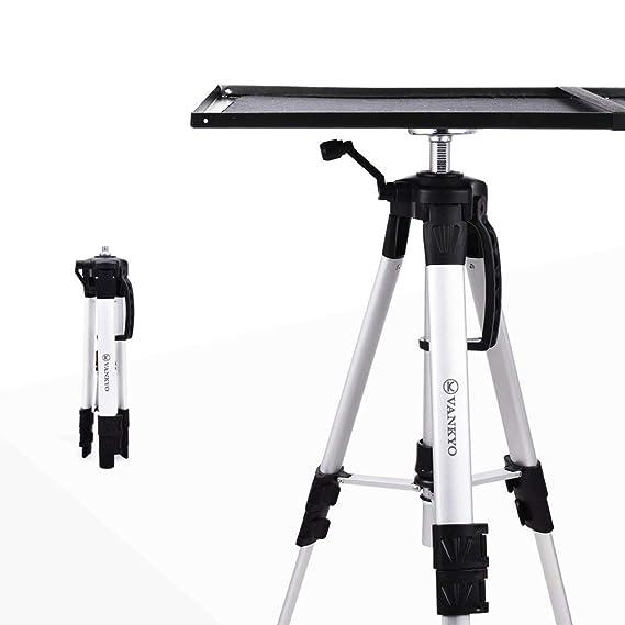 Review VANKYO Aluminum Tripod Projector