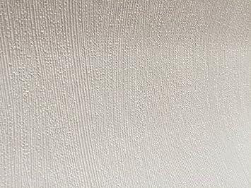 Vlies Tapete Rasch Home Style Creme Braun Beige Streifen Floral Putz  Struktur (415728 Uni Creme