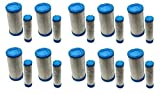 kubota bx fuel filter - (10) New AIR / PRE FILTERS CLEANERS SET Kubota Engine Motor Lawn Mower Tractor by The ROP Shop