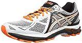 ASICS  GT-2000 3 - Men's Multisport Outdoor Shoes, White (White/Silver/Flash Orange 193), 8.5 UK, 43.5 EU Bild