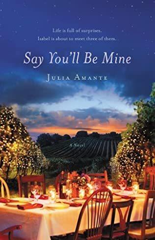 book cover of Say You\'ll Be Mine