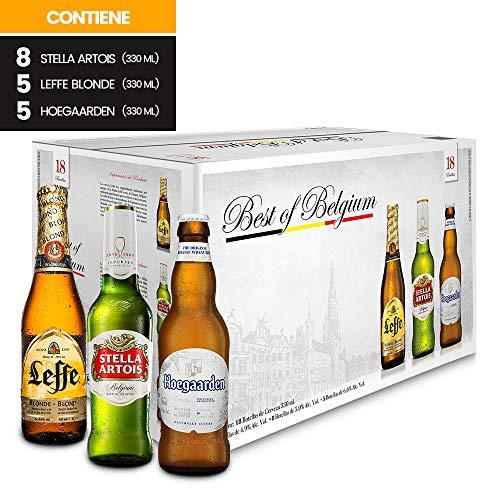 Best of Belgium 18 pack de 330 ML