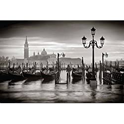 Venetian Ghosts Poster Print (36 x 24)