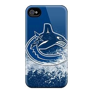 For Iphone 6plus Fashion Design Vancouver Canucks Cases-lwr11762Ijvj