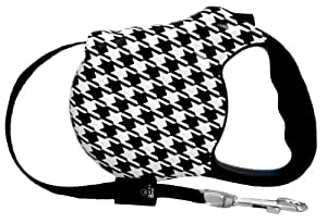 Avant Garde Retractable Dog Leash, Sherlock, Medium