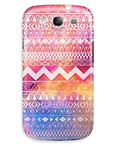 Light Aztec Nebula Case for your Galaxy S3
