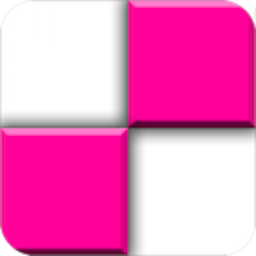 - Pink Piano Tile : Don't tap white Tiles