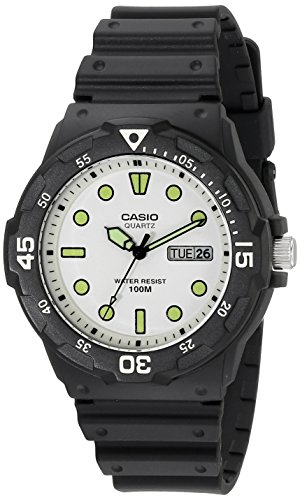 Casio Men's MRW200H-7EV Sport Resin (Date Rotating Bezel)