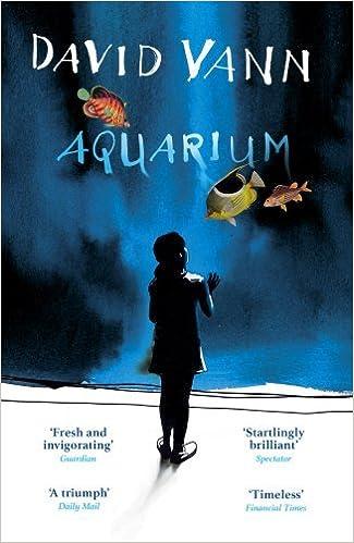 Book Aquarium by David Vann (2016-01-14)