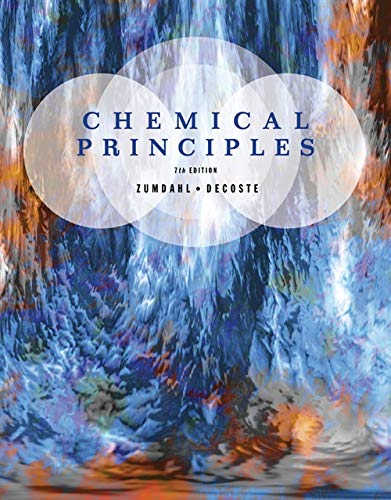 Chemical Principles, 7th Edition (Chemistry Book 7th Edition)