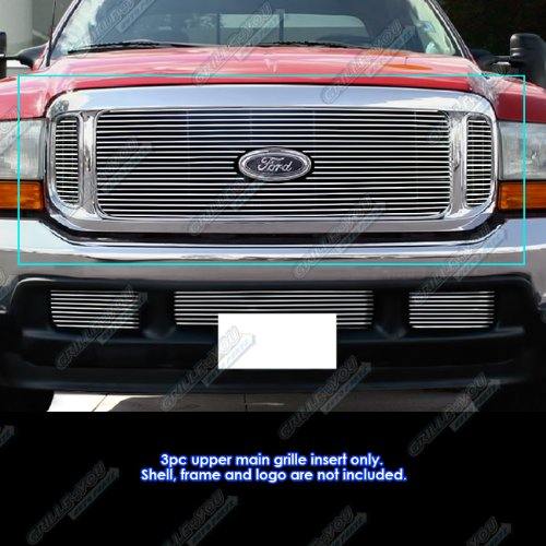 02 ford excursion grill - 2