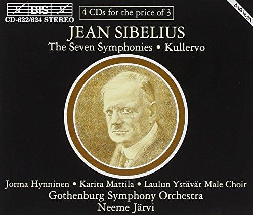 Sibelius: Symphonies Nos. 1-7 - Nos Symphonies Sibelius