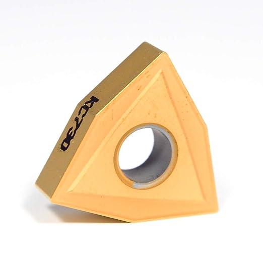 Kennemetal Indexable Carbide Inserts 10 NOS CPMG 21.51 KC910