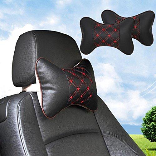 ZSZPAWJQ Autositz Kopfst/ütze Nackenkissen St/ützkissen Ford Nackenkissen Autosicherheitskissen Kopfkissen