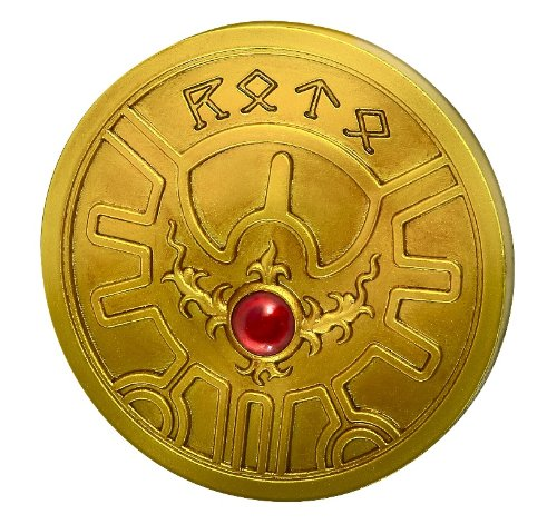 Dragon Quest 25th anniversary 1/1 Emblem of Roto by Square Enix