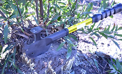 ML TOOLS Multi purpose Survival Tool Made in USA Includes axe hammer nail puller pry bar and lever